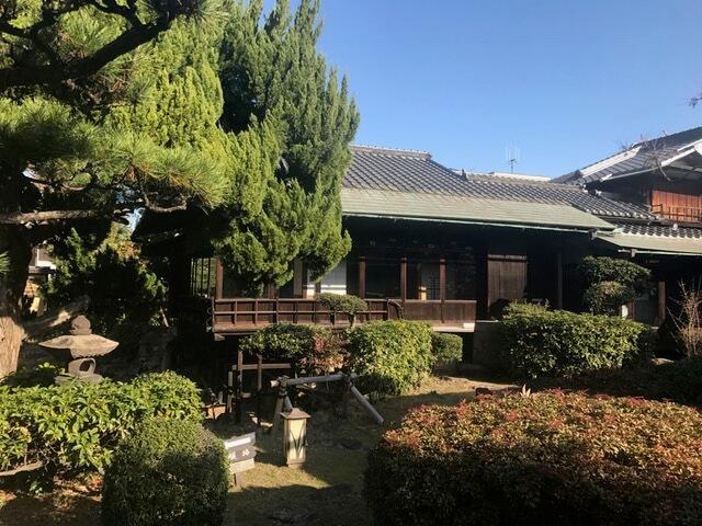 加賀屋新田会所